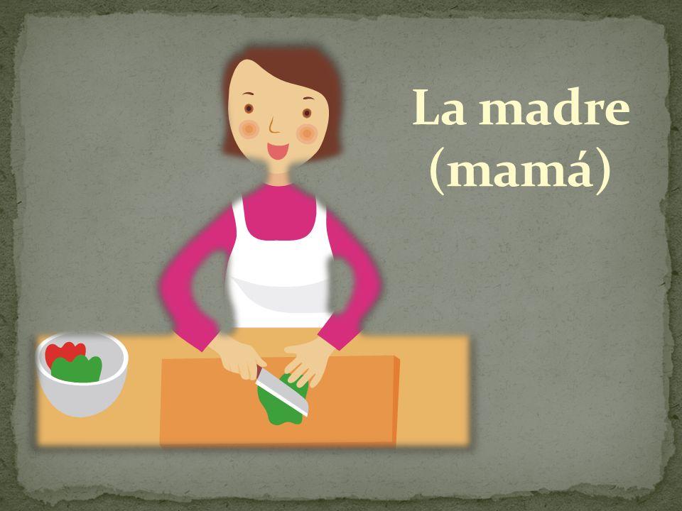 Las familias extendidas son muy común en los países hispanohablantes.