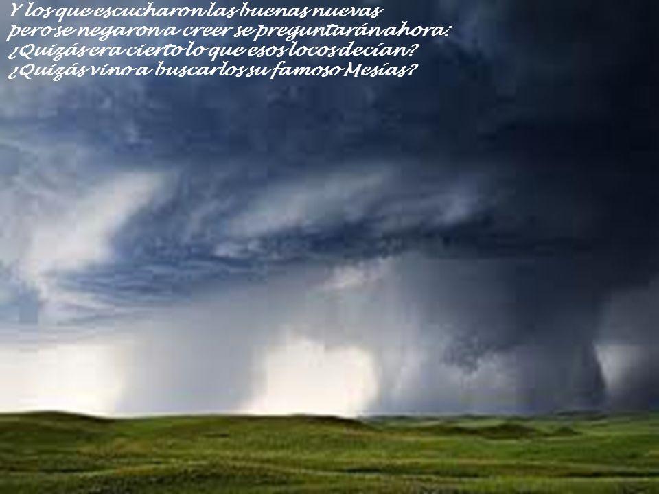 Cuando los hijos de Dios nos hallamos ido Aparecerá el anticristo, de odio y maldad encendido contra Dios,y la humanidad por El creada.