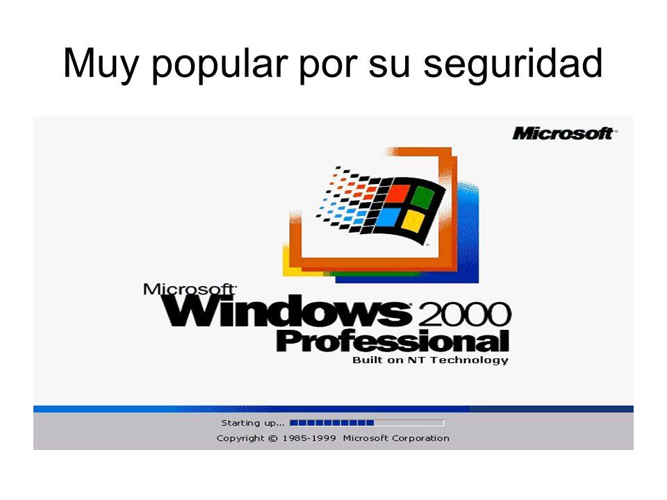 Los windows sin modificaciones Son copias iguales del original.