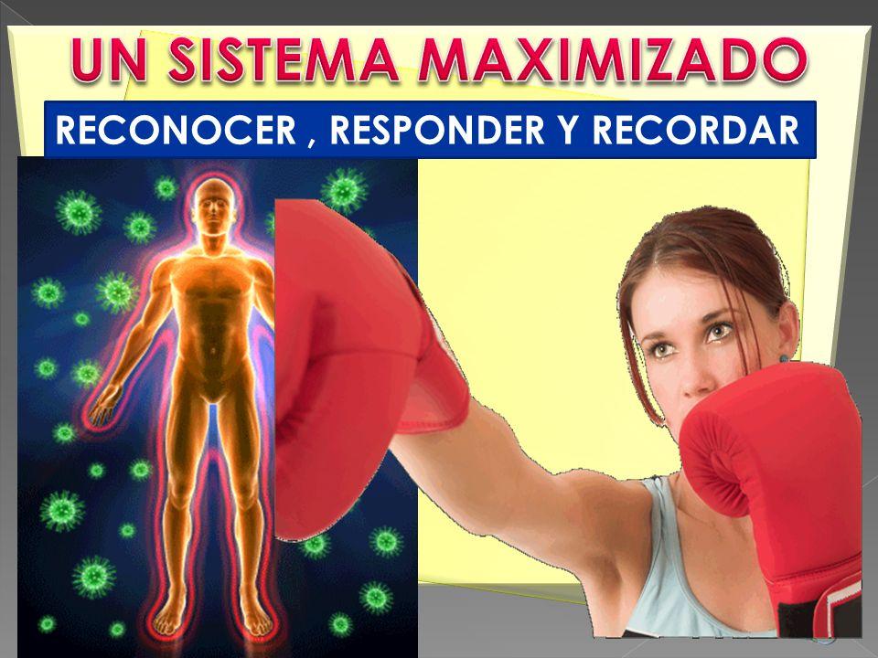 RECONOCER, RESPONDER Y RECORDAR