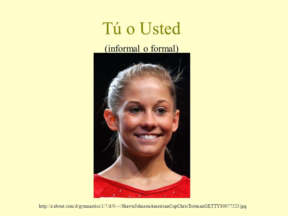 Tú o Usted (informal o formal) http://z.about.com/d/gymnastics/1/7/d/0/-/-/ShawnJohnsonAmericanCupChrisTrotmanGETTY80077523.jpg