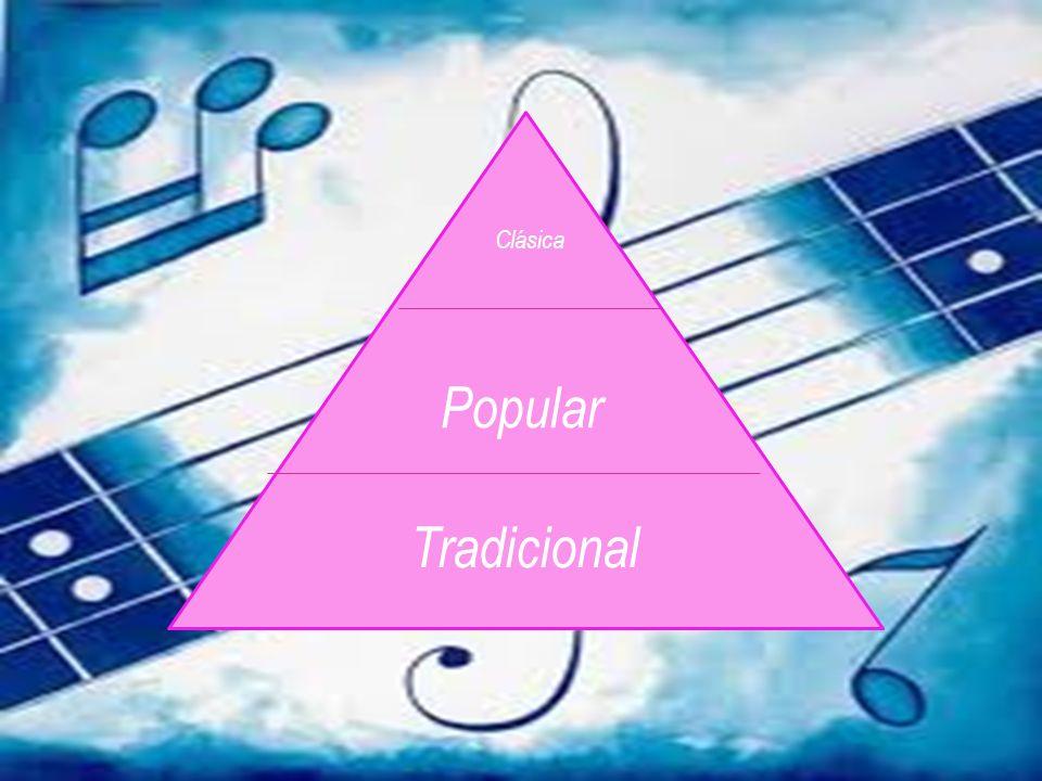 Tradicional Popular Clásica