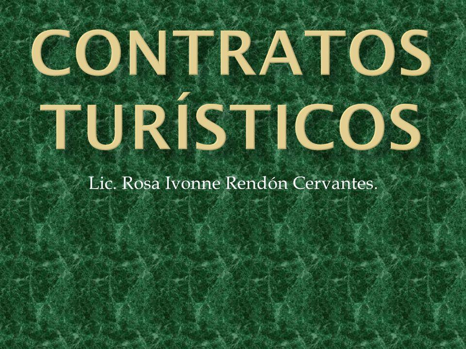 Lic. Rosa Ivonne Rendón Cervantes.