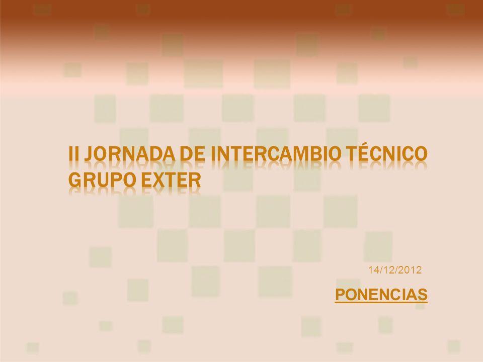 PONENCIAS 14/12/2012