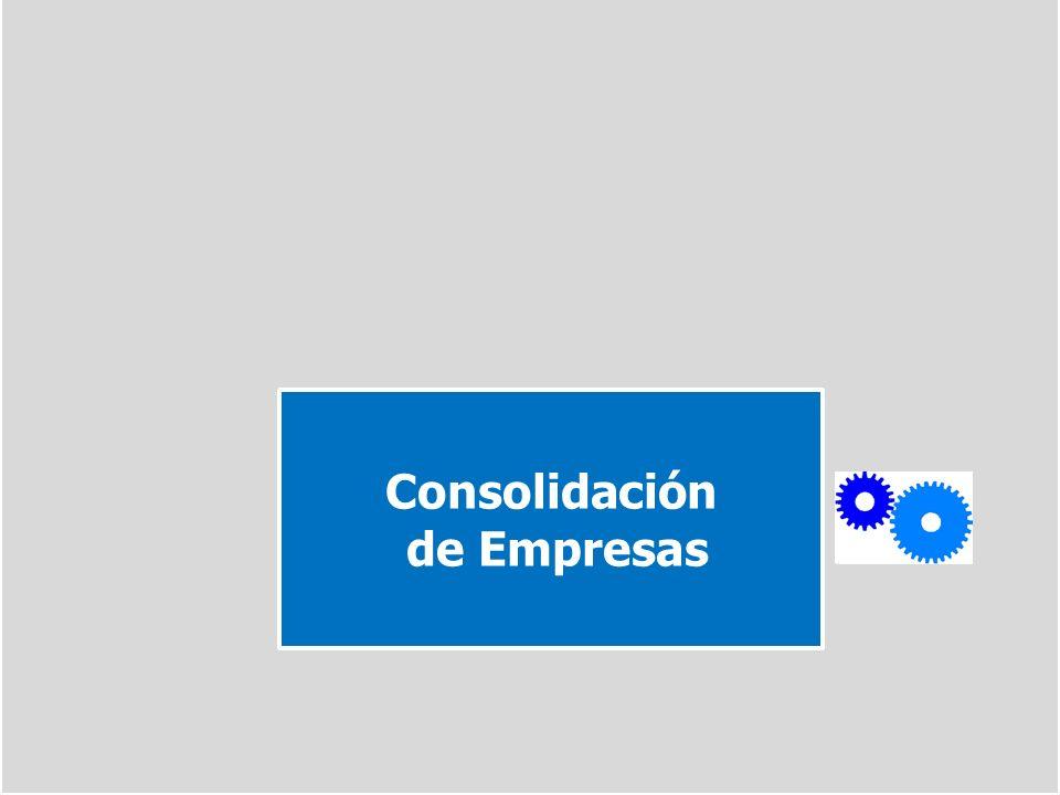 Consolidación de Empresas