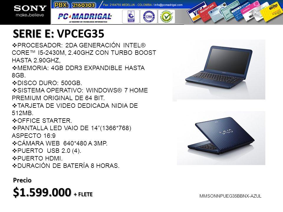 BRAVIA® LeD SERIE EX5: KDL-40EX527 PANTALLA LCD 40(1920*1080) FULL HD.