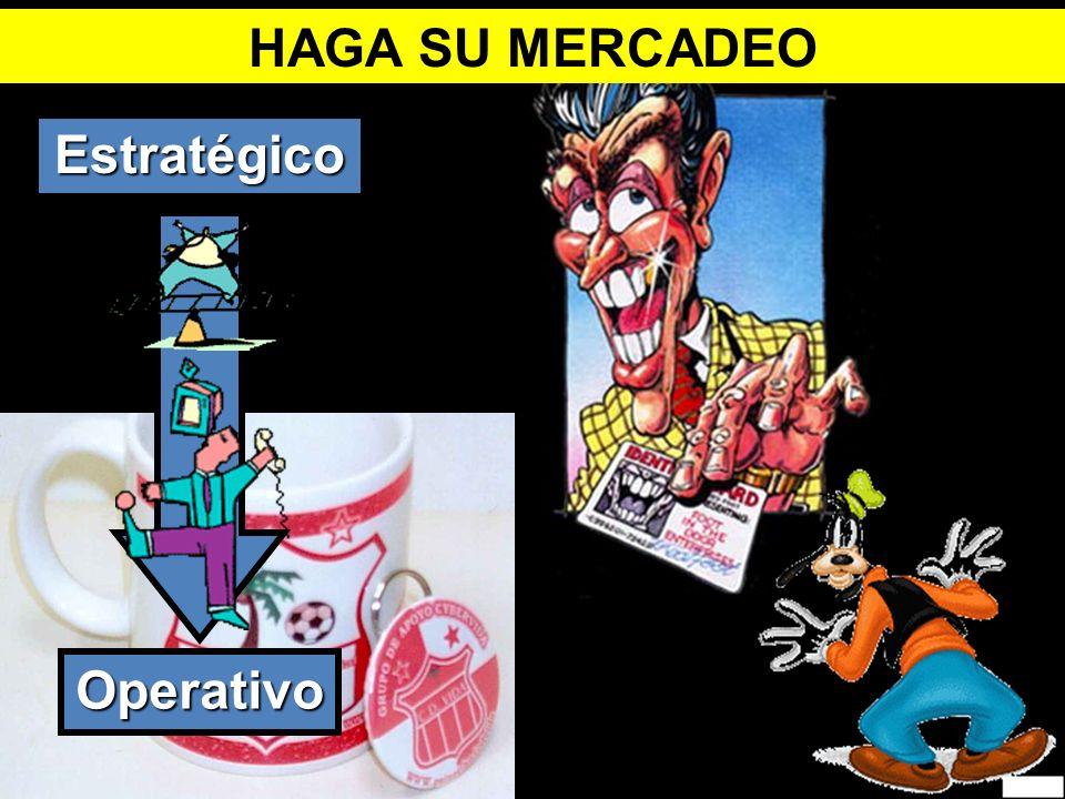 Estratégico Operativo HAGA SU MERCADEO