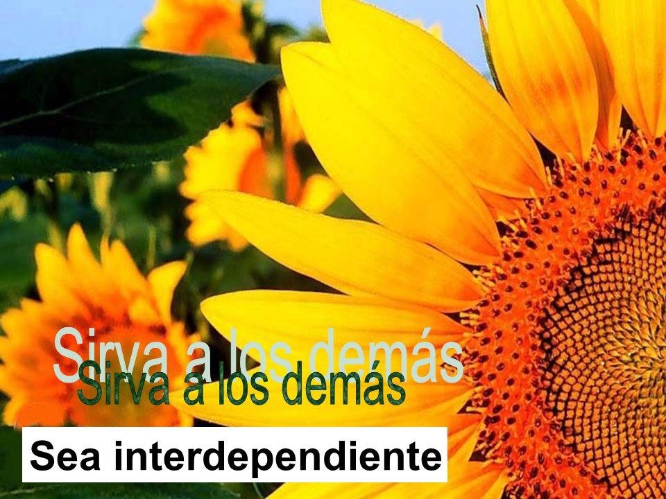 Sea interdependiente