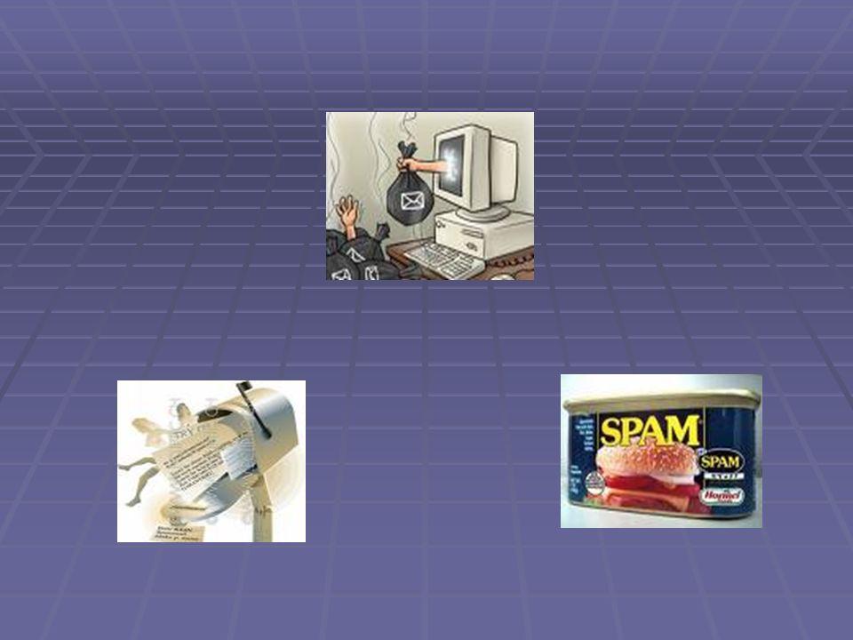 EJEMPLOS Spam en los blogs Spam en los blogs Spam en el correo electrónico Spam en el correo electrónicocorreo electrónicocorreo electrónico Spam en foros Spam en foros Spam en las redes sociales Spam en las redes sociales Spam en redes de IRC Spam en redes de IRC