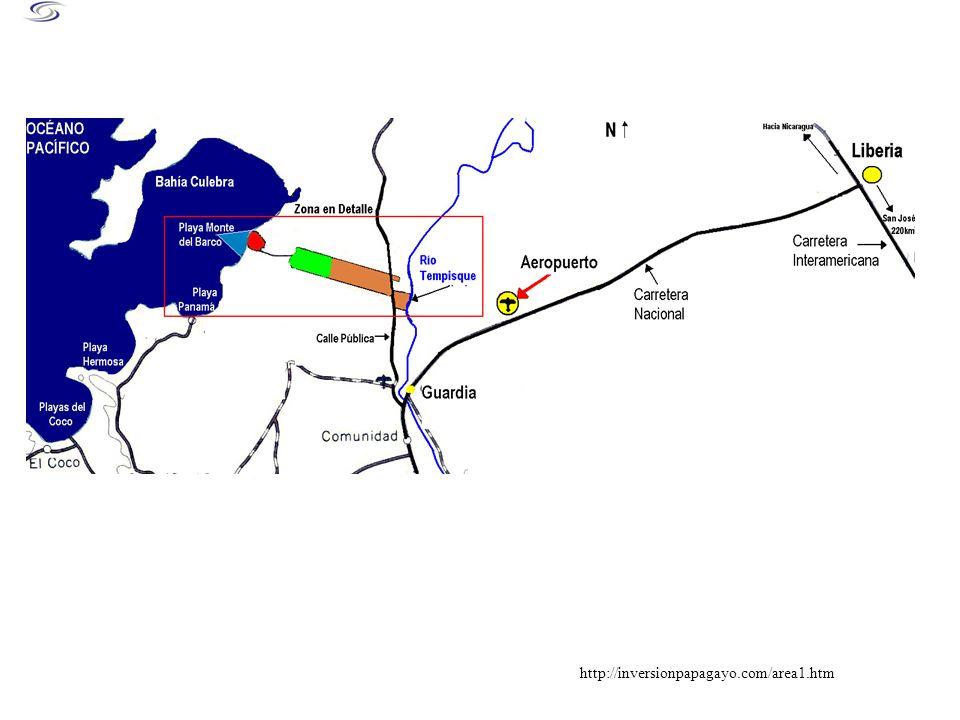 Marco Jurídico del Polo Turístico Golfo de Papagayo 1)Ley Reguladora del Desarrollo y Ejecución del Proyecto Turístico Golfo de Papagayo ( No.