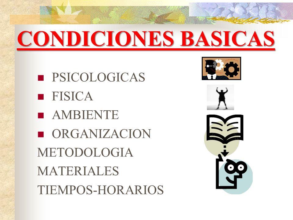 METODO Y TECNICAS PARA ESTUDIAR Y LOGRAR UN APRENDIZAJE SIGNIFICATIVO CON ALTAS CALIFICACIONES