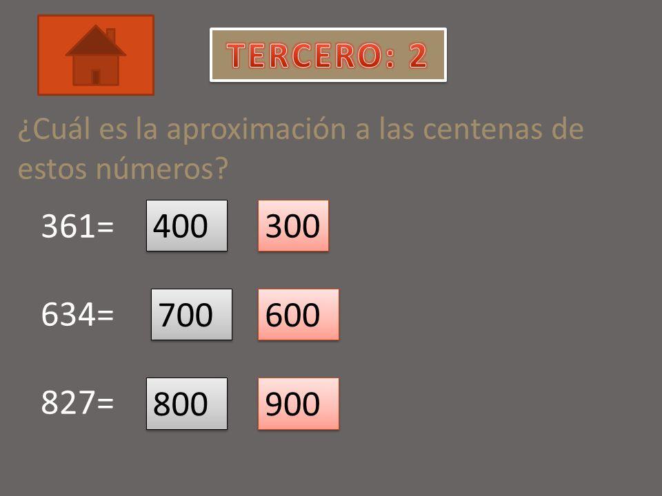 ¿Qué valor tiene la cifra 6 en cada uno de estos números.