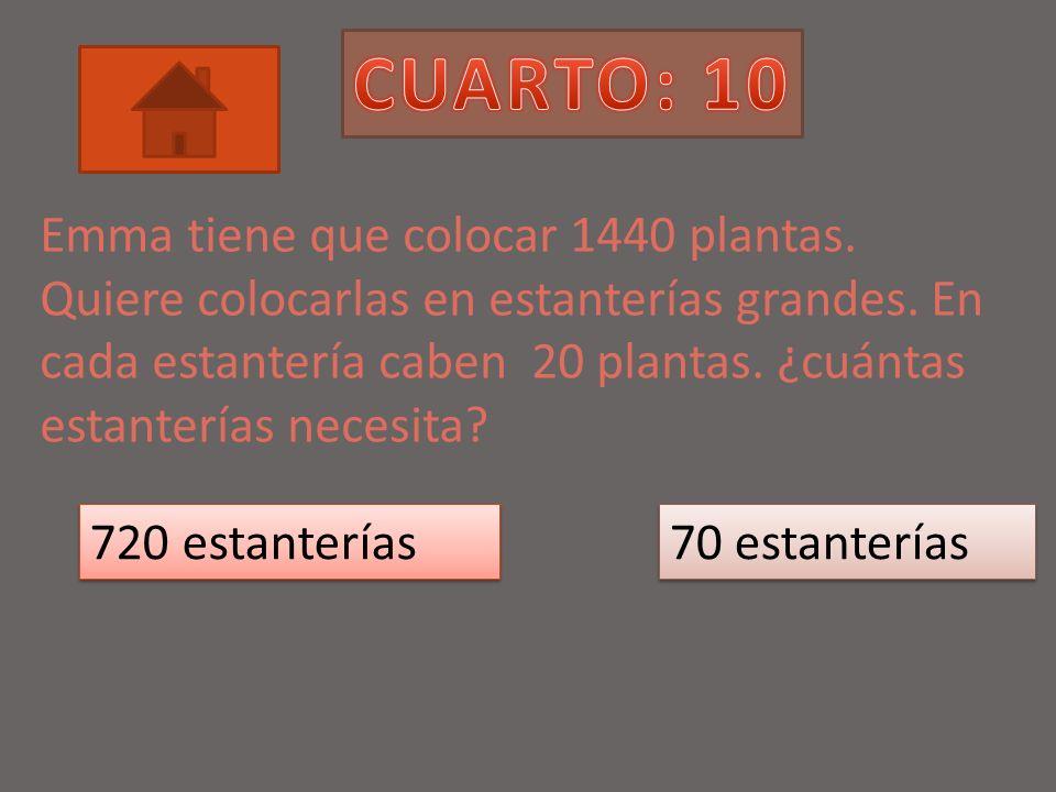 315 300 400 María tiene 3 cestas llenas de setas.