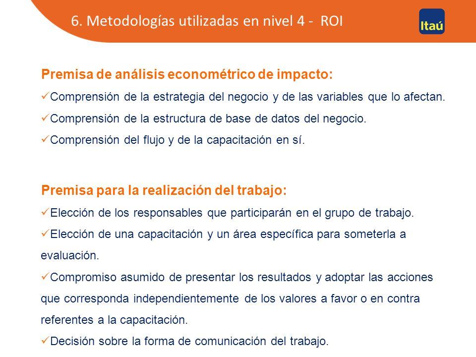 Premisa de análisis econométrico de impacto: Comprensión de la estrategia del negocio y de las variables que lo afectan.