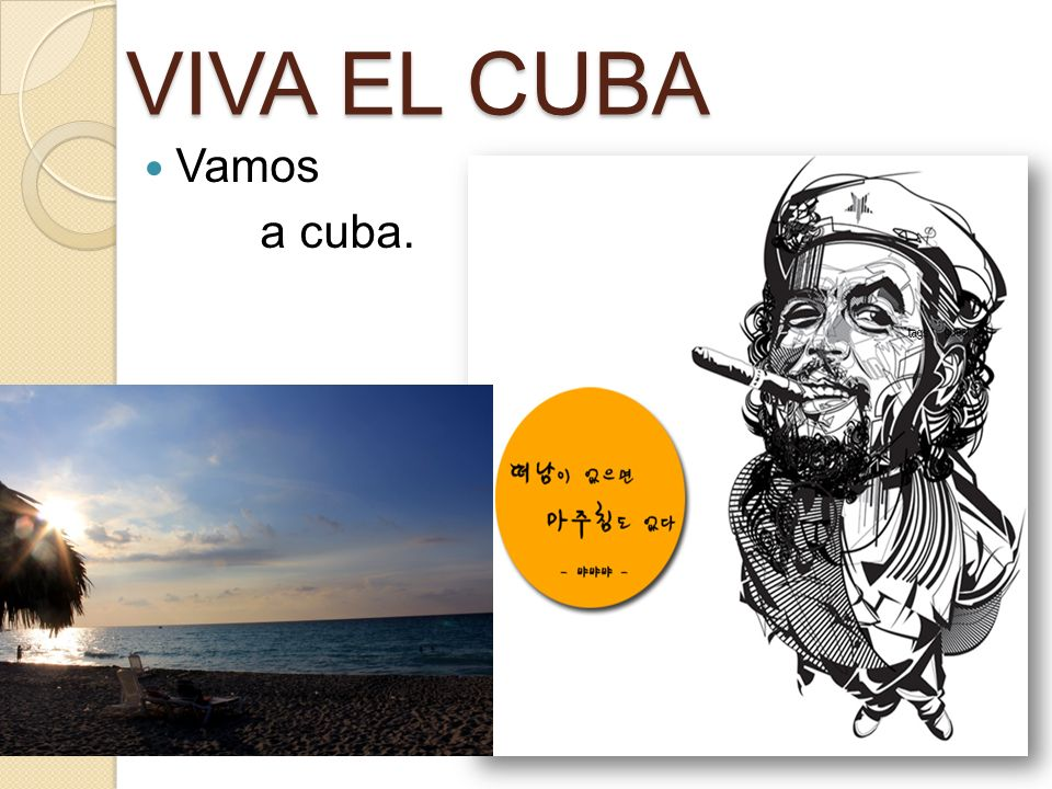 información Situación: Caribe.