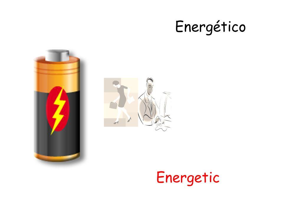 Energético Energetic