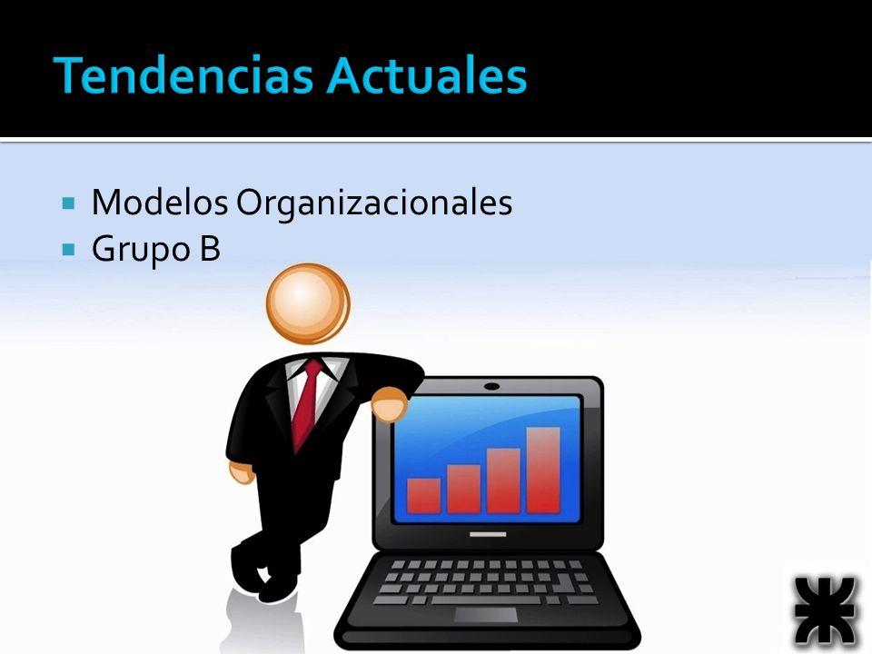 Modelos Organizacionales Grupo B