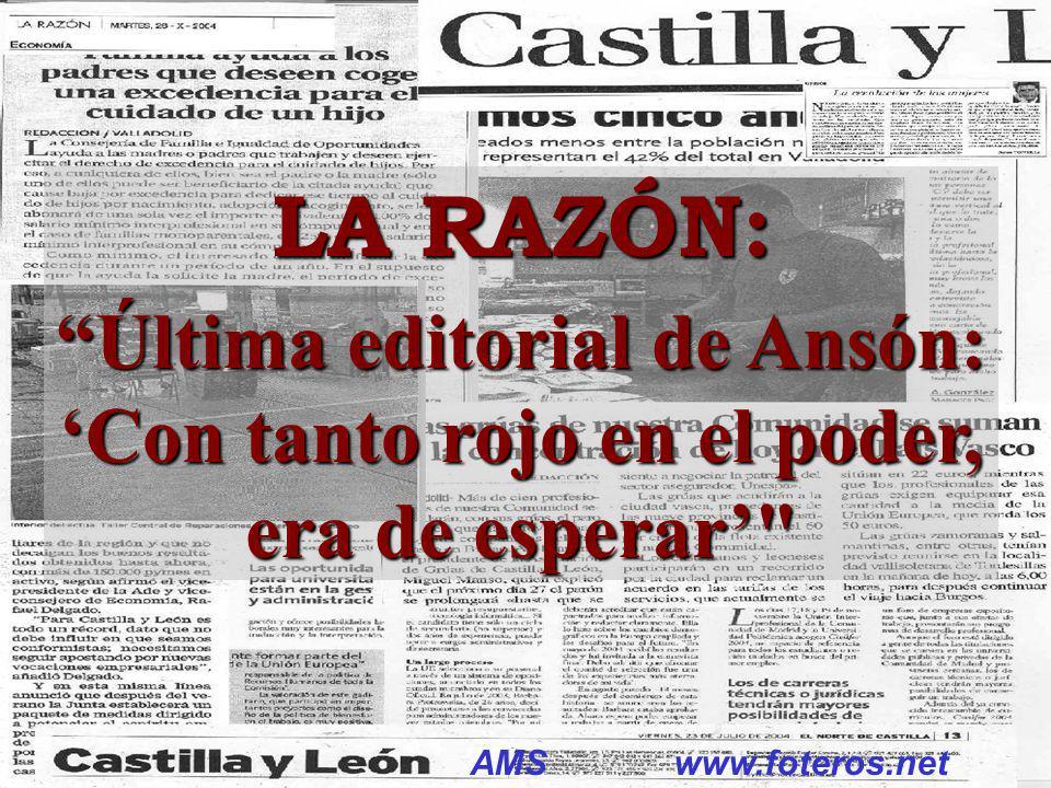 DIARIO DE LEON: Definitivamente Mario Amilivia es gafe AMS www.foteros.net