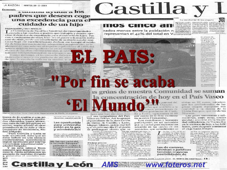 HERALDO DE ARAGÓN: No habrá trasvase del Ebro AMS www.foteros.net