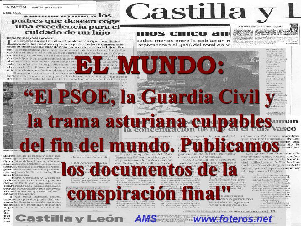 EL PAIS: Por fin se acaba El Mundo AMS www.foteros.net