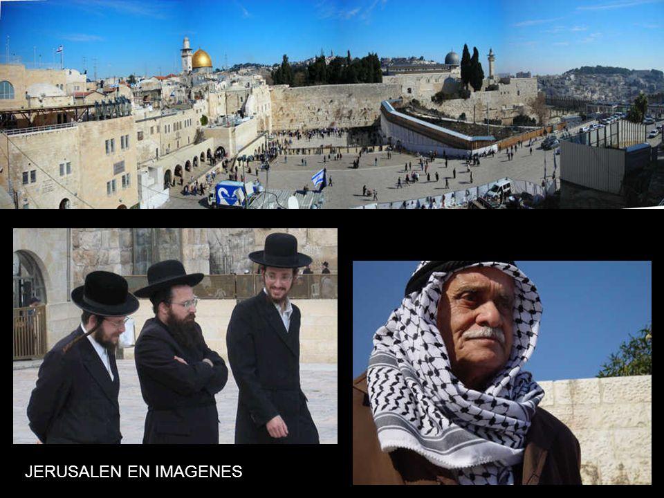 JERUSALEN EN IMAGENES