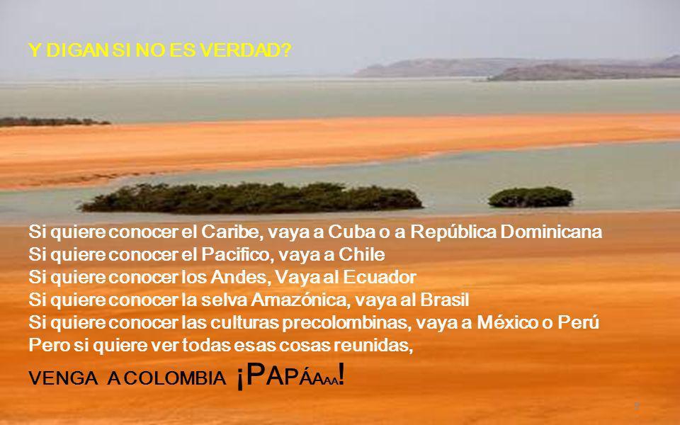 Y además ASI SOMOS LOS COLOMBIANOS, CARAJO! El Colombiano No se emborracha, SE PRENDE No tiene amigos, TIENE HERMANOS Y PARCEROS No se burla, LA MONTA