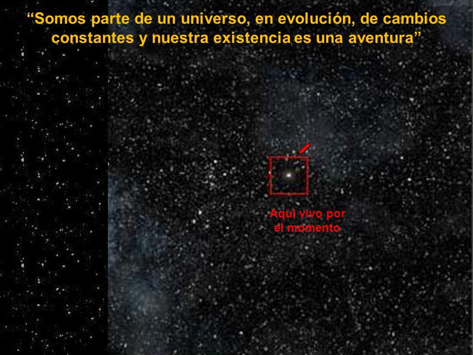 ...en rumbo de colisión con Andrómeda, a una velocidad de 230.000 kms por hora (63,89 Km.