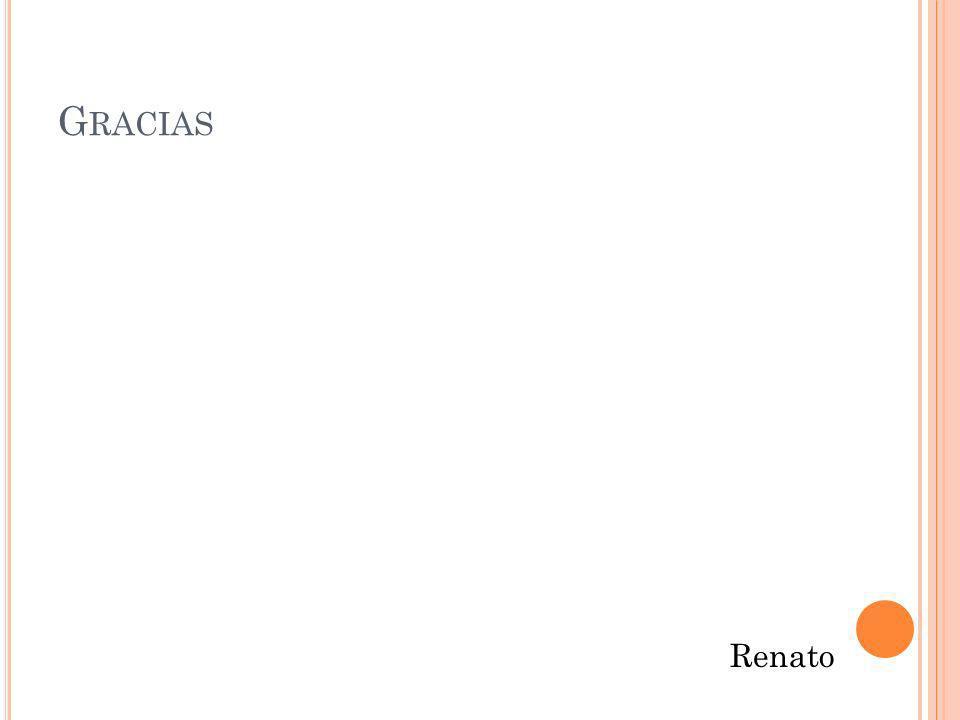 G RACIAS Renato