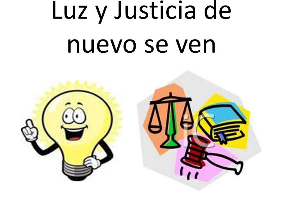 Luz/Justicia