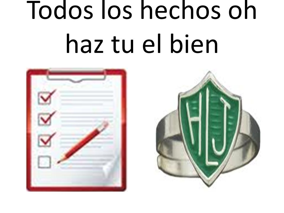 Hechos/Bien