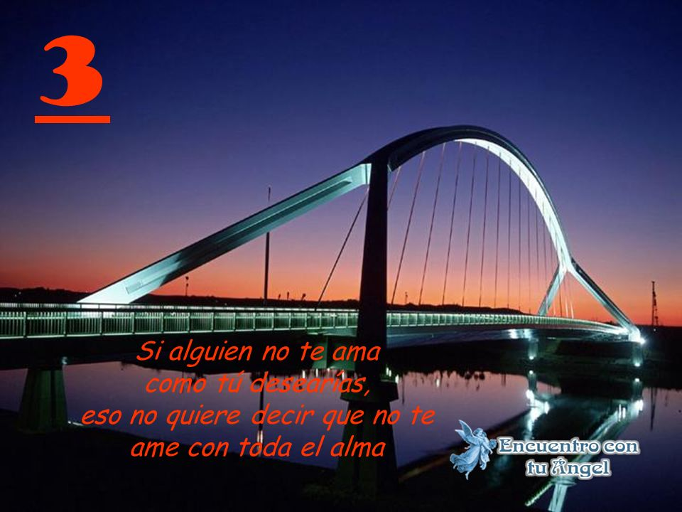 13 No corras demasiado, las mejores cosas llegan cuando menos las esperas.