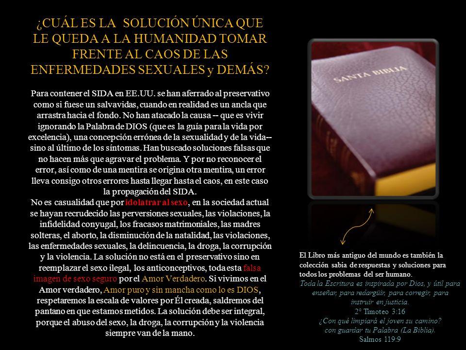 La homosexualidad ¿Alteración hormonal / Psicológica ó Corrupción sexual .