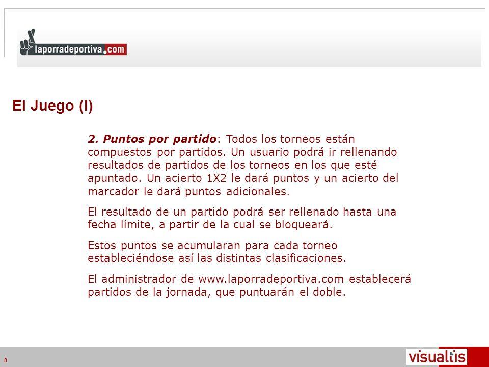 Telecom Media Networks v4.2 8 El Juego (I) 2.