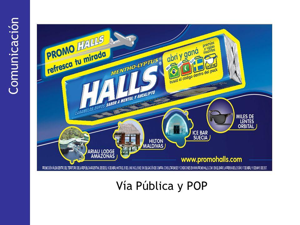 (Via Pública) Vía Pública y POP Comunicación