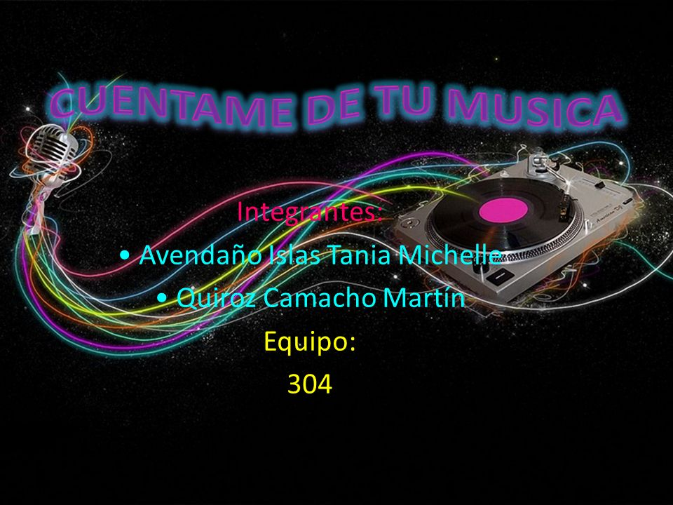 Integrantes: Avendaño Islas Tania Michelle Quiroz Camacho Martín Equipo: 304