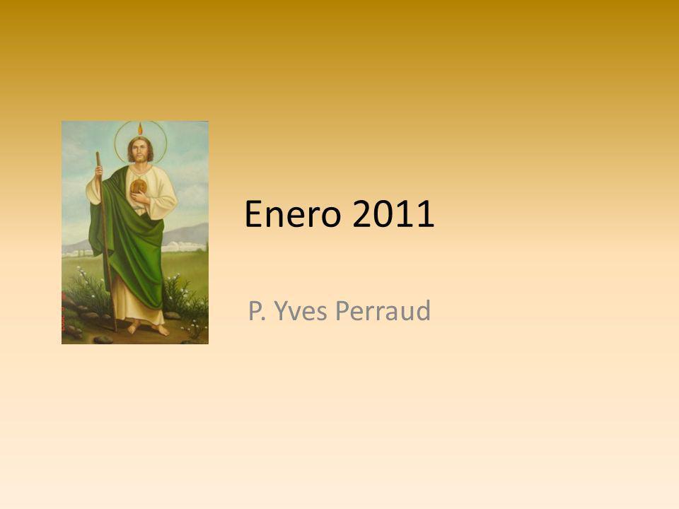 Enero 2011 P. Yves Perraud