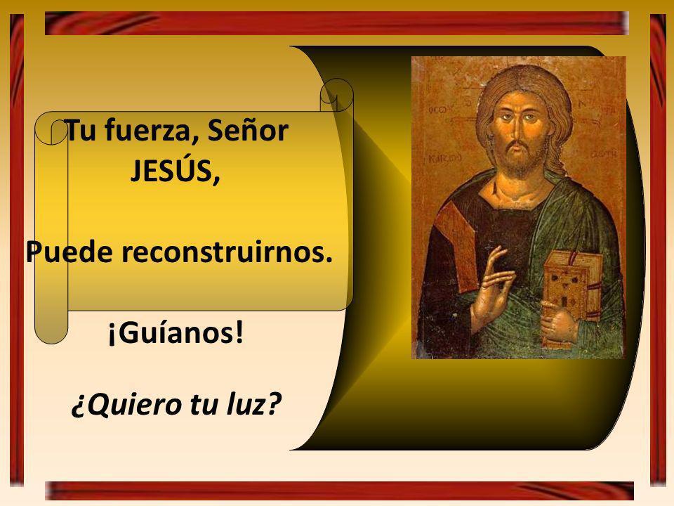 En busca de un Dios que da sentido a nuestra vida ¿Por qué separarlos? Judas fue su discípulo!