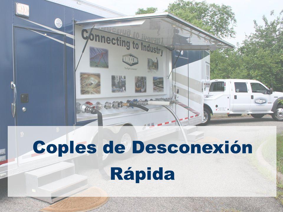 MR La Conexión Correcta Rotación NO se recomienda ningún tipo de rotación mientras el Cople se encuentre sometido a presión.