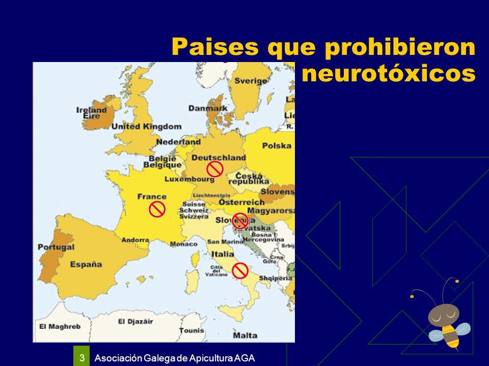 3 Paises que prohibieron neurotóxicos