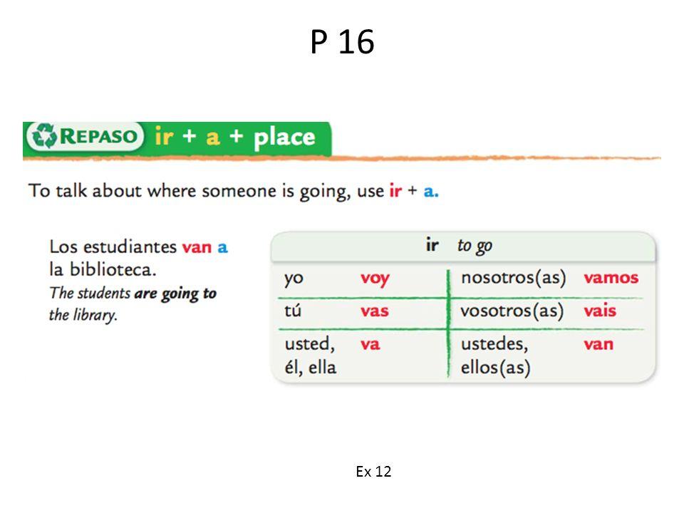 P 16 Ex 12
