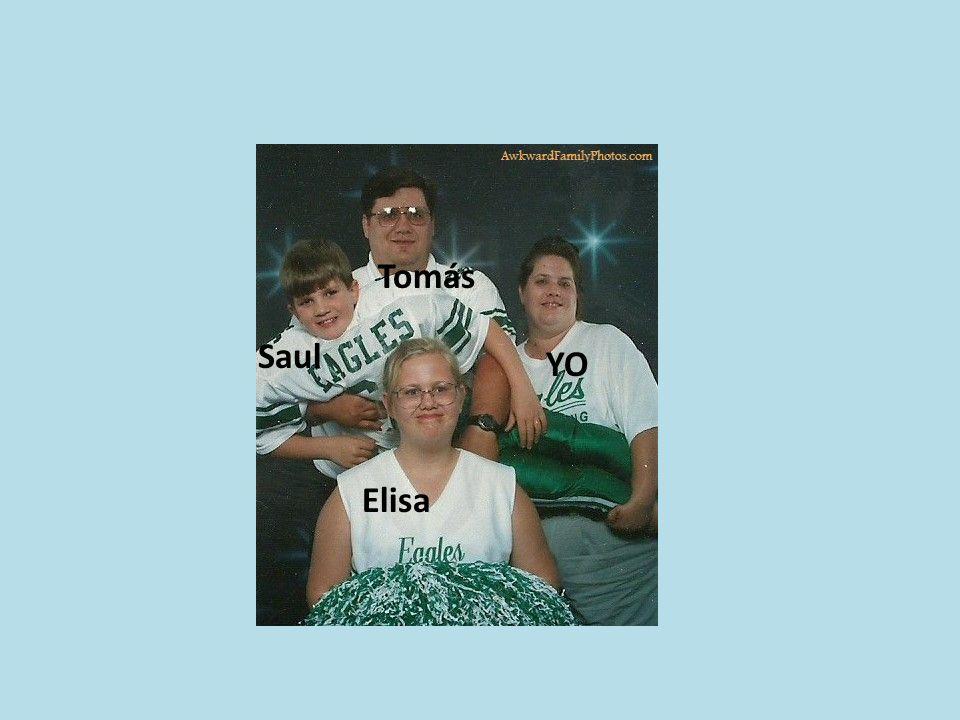 Elisa Saul YO Tomás