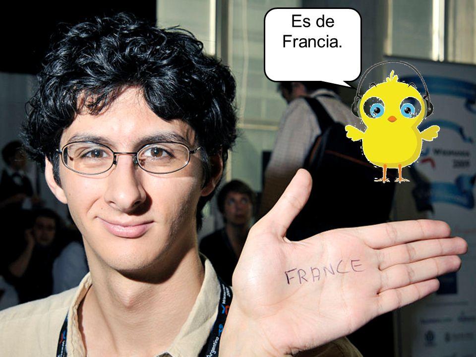 Es de Francia.