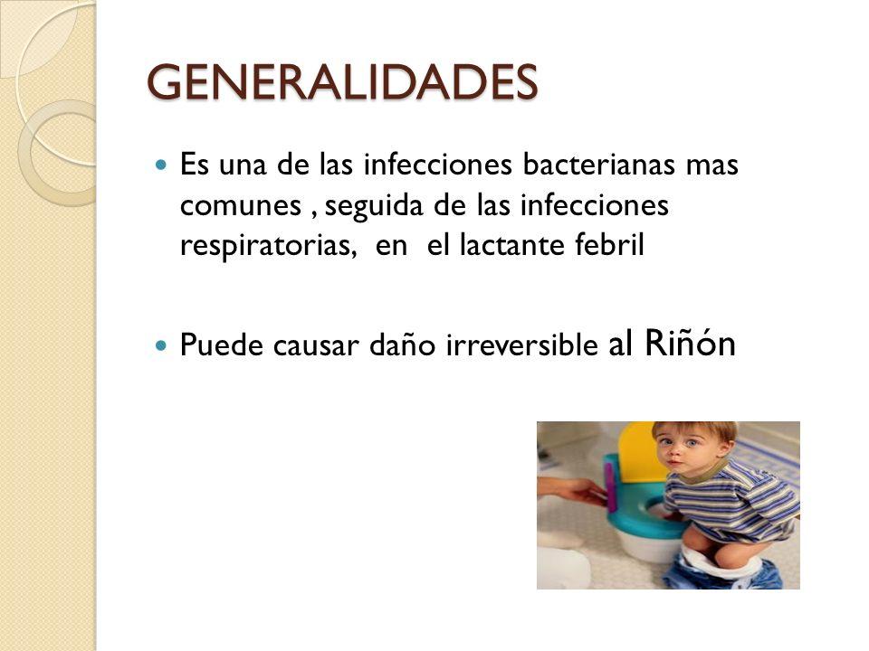 DEFINICION Infección de la superficie mucosa del tracto urinario.