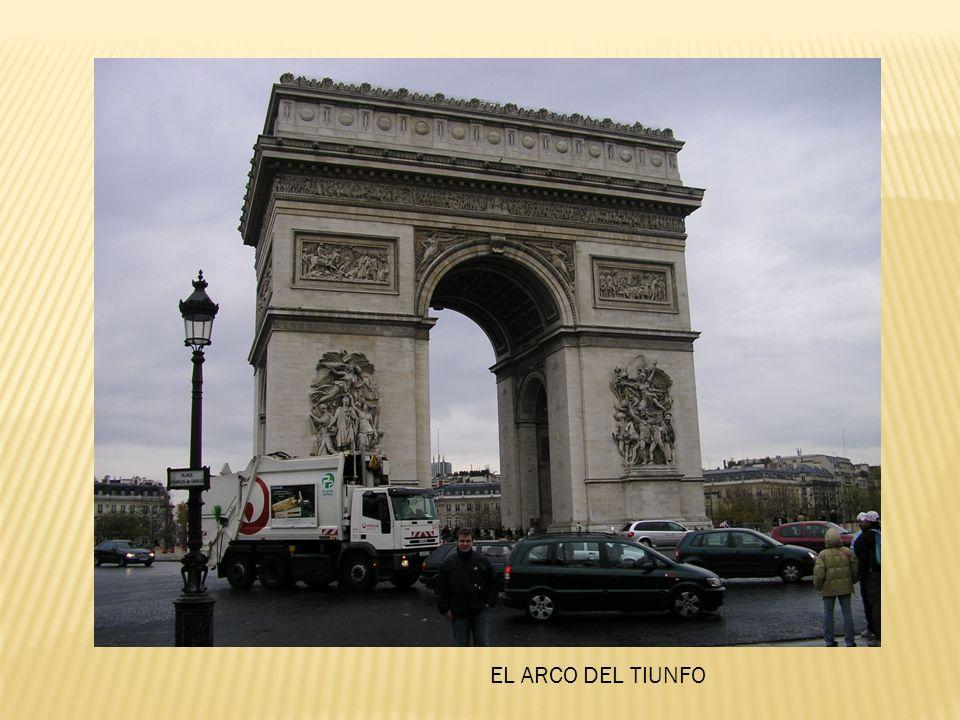EL ARCO DEL TIUNFO