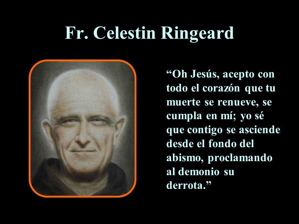 Fr.Bruno Lemarchand Estoy muy feliz con mi vida monástica viviéndola en tierra del Islam.