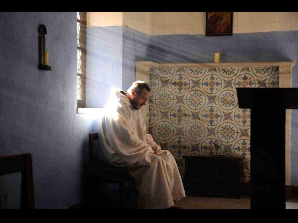 Fr.Paul Favre-Miville Uno sólo conoce el día y la hora de nuestra liberación total en Él.