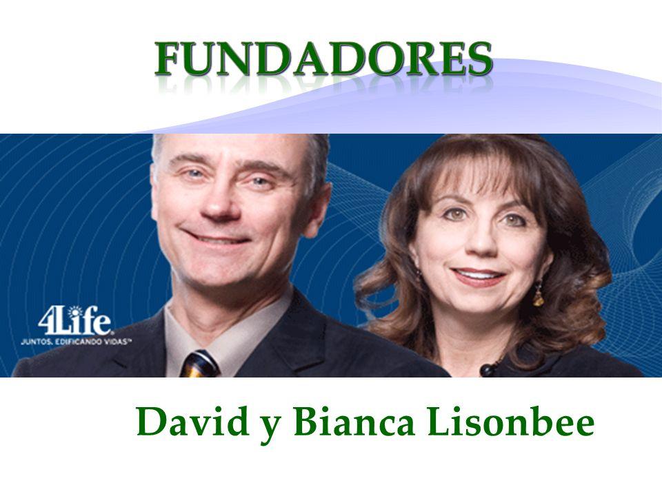 David y Bianca Lisonbee