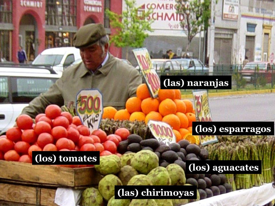 1 2 3 4 6 P. ¿De qué color son las patatas? R. Son marrones. 8