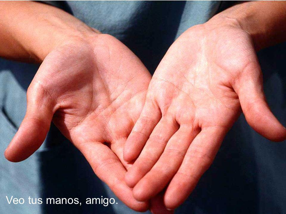 « Tus manos » El limpio de manos y puro de corazón (Salmo 24,4). Producciones Gonpe presenta Autor: Pedro Martínez pemarbo@telefonica.net