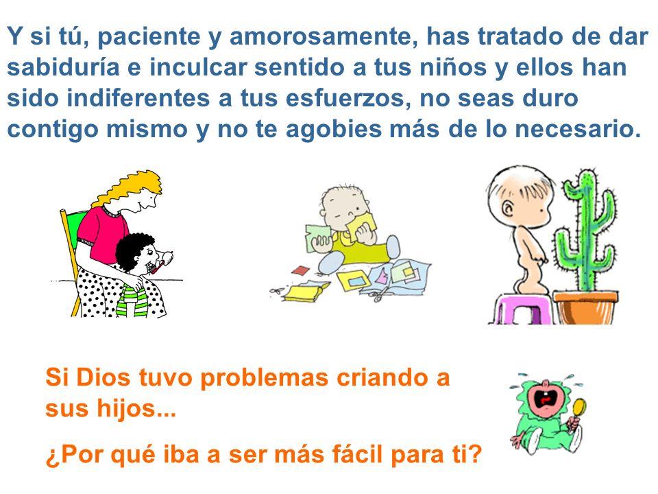 Consejo del día: Si la tensión y el estrés de ser padre o madre te dan dolor de cabeza … Sigue las instrucciones de la caja de aspirinas: Tome dos aspirinas y Manténgase alejado de los niños